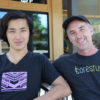 Palo Alto father & son forge new bonds by running every street